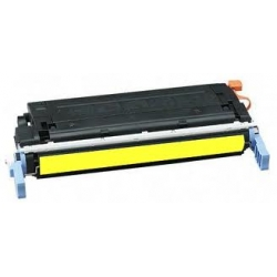 HP C9722A Toner - Yellow