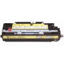 HP Q2672A Toner - Yellow